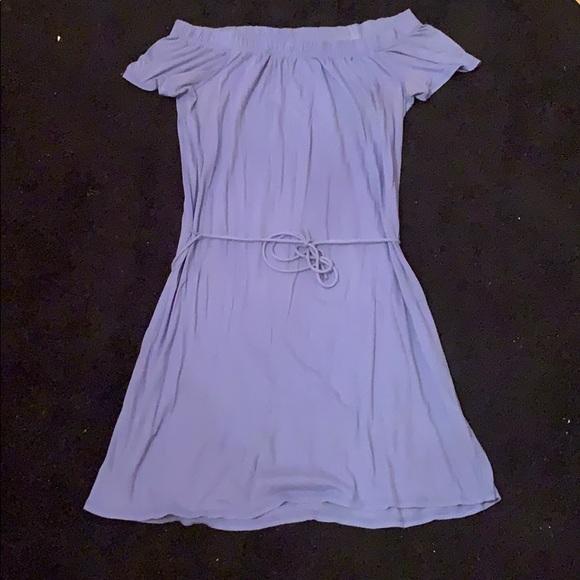 226b7a32d4f Victoria's Secret Dresses | Offtheshoulder Tiewaists Dresscover Up ...
